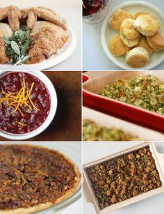 Thanksgiving Menu: a Southern Thanksgiving