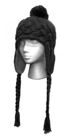 28% Off was $9.00, now is $6.49! Women's Warm Knit Trapper Winter Hat