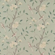 Zoffany - Luxury Fabric and Wallpaper Design | Products | British/UK Fabric and Wallpapers | Eleonora (ZTOW320821) | Town & Country Prints