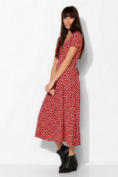 Urban Renewal '90s Blossom Maxi Dress #urbanoutfitters