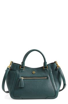 Tory Burch 'Small Frances' Leather Satchel #nordstrom