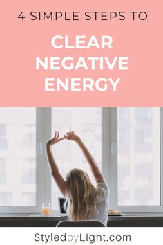 Want a simple and fast way to clear negative energy? These 4-steps will help you move out of a heavy, bad mood and raise your vibration. An easy energy technique you can keep in your spiritual toolbelt. Self Healing Quotes, Healing Books, Spiritual Quotes, Self Development, Personal Development, Spirituality Books, Meditation Techniques, Energy Use, Bad Mood