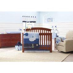 Nautica Kids Brody Crib Bedding and Accessories
