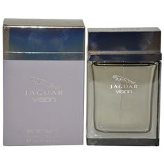 Vision by Jaguar, 3.4 Ounce by Jaguar. $21.91. Launched in the year 2010. Recommended for casual wear. Classified as a masculine fragrance. Jaguar vision cologne was launched by the design house of Jaguar in 2010. This fragrance for men is classified as a masculine fragrance. It is recommended for casual wear.