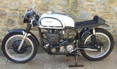 1955 Norton Manx or Manx Norton 30M motorcycle