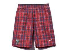 FCRB-FIVE CHECK SHORTS