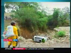 """¡Increible! Tremendo Accidente Se Salvaron En """"Tablita"""" #Video"""