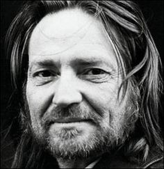 willie nelson - There's something in and about his voice that is so comforting. Like a big, warm hug!