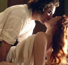 This is an image from the wildly romantic stocking scene from POLDARK on Masterpiece Theater. Season 4 episode I've also pinned the video to my board. Romantic Kiss Gif, Romantic Love, Romantic Couples, Cute Couples, Romantic Scenes, Romantic Pictures, Photo Couple, Love Couple, Demelza Poldark
