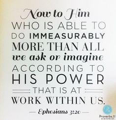 god, ephesian 320, faith, proverbs31, inspir, word, quot, christma, bibl vers