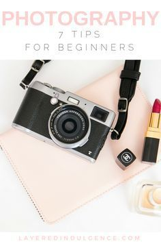 Good photography can seriously amp up your blog and social media accounts! Whether you use an iPhone or DSLR camera, these are the best photography tips and ideas for beginners. Click to read the tips or save this post for later!