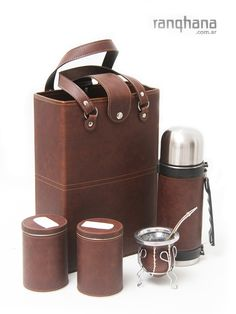 bag1-1 Leather Gifts, Leather Bag, Tea Accessories, Drinking Tea, Gabriel, Fancy, Handmade, Bags, Stuff To Buy