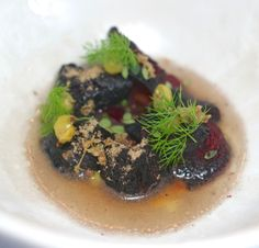 At Noma you can try this dish