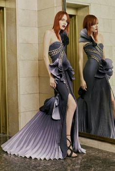 2017 Atelier Versace Haute Coutrue SS