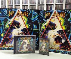 """Def Leppard, Celebrating the 29th Anniversary of """"Hysteria"""" with Instagram User @arashidee!   #Hysteria 