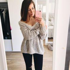 "7,180 curtidas, 33 comentários - Marianna Mäkelä (@mariannnan) no Instagram: ""Oversized sweater kinda day ☁️"""