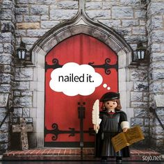 Sine it's also #ReformationDay... via Sojourners   http://ift.tt/2z2a2I8  http://ift.tt/2xtc3eB