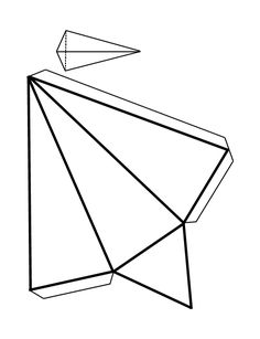 Como hacer figuras geometricas en papel - Imagui