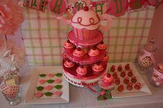 Pinkalicious Tea/Birthday Party Ideas