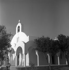 church in southern greece  may 1959    church    set includes photographs from the attica peninsula in southern greece, including shots of the aegean sea