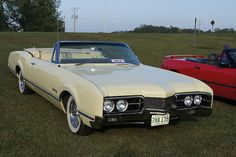 1967 Oldsmobile Delmont 88 Convertible