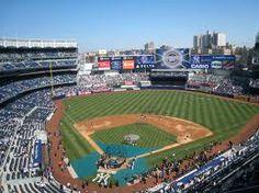 Yankee Stadium.  Go Yankees!!!