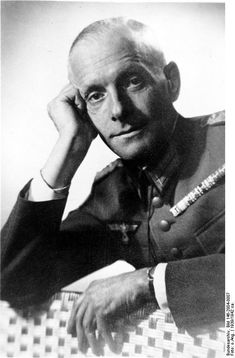 General Hans Oster was hung for his part in the failed July 20, 1944 plot against Hitler.