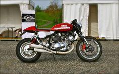 CENTI GARAGE # Yamaha Virago XV110