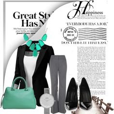 """""""Interview Outfit"""" by jlb44 on Polyvore"""