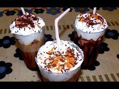 Como fazer Frappuccino