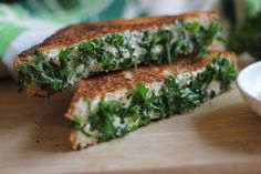 This Irish Grilled Cheese Sandwich may easily be the best sandwich I have sunk my teeth into. And when you try it (which I'm sure you will), I know you will have this same feeling :D Herbs, Butter, Cheese- what's not to love!!