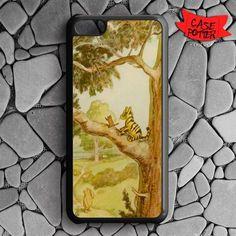 Winniethe Pooh Tiggers iPhone 5C Black Case