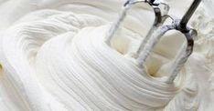 Comment faire de la crème fouettée avec du lait de COCO...