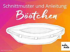 eBook - Böötchen (Einheitsgr.) - Schnittmuster