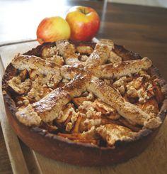 Het bestaat: een heerlijke suikervrije en glutenvrije appeltaart die net zo lekker proeft als het origineel. Misschien zelfs nog wel een tikje lekkerder...