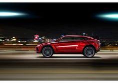 World Debut: The Lamborghini SUV