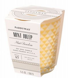 Paddywax Mixology Mint Julep Candle, available from Rooi.com