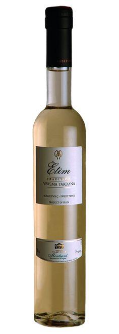 Gran Medalla de Oro para el vino 'Ètim Verema Tardía Blanca' 2012 en Grenaches du Monde#vino#ètim#motsant.