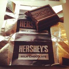 hersheys chocolate!