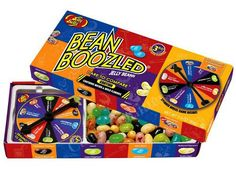 JELLY BELLY BEANBOOZLED CANDY GAME - EXTREME PARTY FAVOR - Gag Gift  4th Edition #JellyBellyNEW4thEditionBeanBoozled #CandyGames