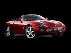 Jaguar XKR Portfolio Convertible (2004).
