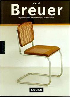 Marcel Breuer, Design: Amazon.it: Droste, M., Droste, Magdalena: Libri in altre lingue