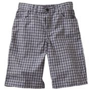 Tony Hawk Propane Plaid Shorts - Boys' 8-20