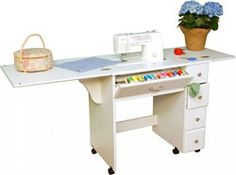Thinking about this sewing machine cabinet. Arrow 98201 Sewing Cabinet - white finish