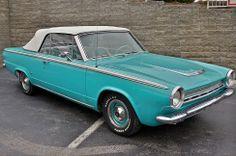 1964 Dodge Dart GT Convertible at Fast Lane Classic Cars