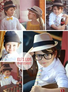 d5b8c25155a Adorable fedoras for kids from Eli s Lids. Fedoras