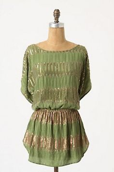 Picholine Glimmer Tunic from Anthropologie $228