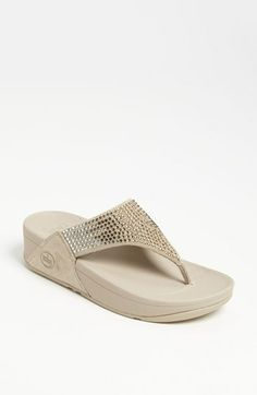 FitFlop 'Microflare' Sandal available at #Nordstrom