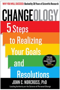 A book I must read. If you have a deep desire to change anything its not easy. This book is a reference for change and overcoming goals.