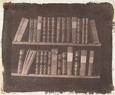 William Henry Fox Talbot | A Scene in a Library | The Met
